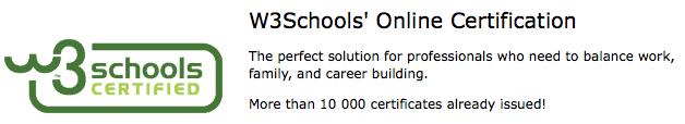 coding certificate