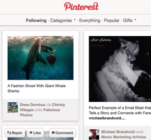 pinterest valuation