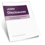 Updated FTC Disclosure Law