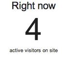 Google Real Time Widgets