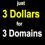 3dollars 3domains