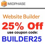 25% off midphase coupon