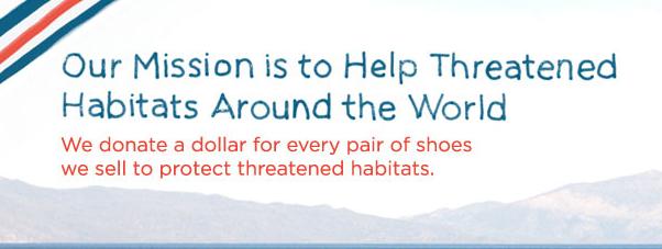 help threatened habitats